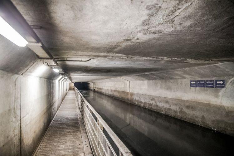 Sewer Museum, Paris, Prancis
