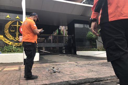 Izin Sri Mulyani Keluar, Gedung Utama Kejagung Mulai Dibongkar Setelah Kebakaran