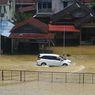 Perhatikan Ini Ketika Terpaksa Terabas Banjir Menggunakan Mobil