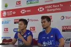 Indonesia Masters 2020, Tontowi Sebut Apriyani Unggul Pengalaman dari Winny