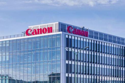 Canon Akui Data Karyawan Diretas Hacker