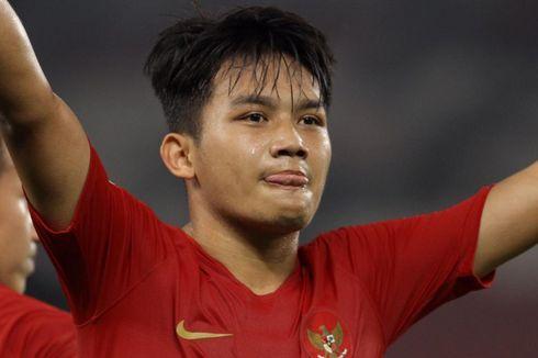 Timnas U-22 Indonesia Vs Malaysia, Gol Cantik Witan Bobol Malaysia