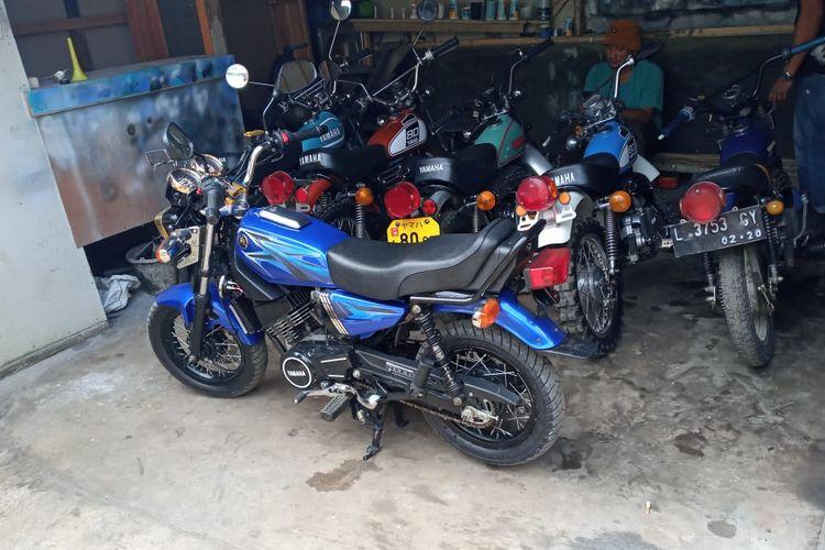 Yamaha RX-King Bonsai