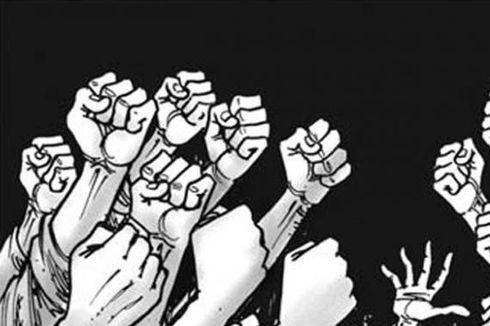 Cerita Razia PPKM Berakhir Ricuh, Oknum Satpol PP Aniaya Ibu Hamil, hingga Polisi Diusir Warga
