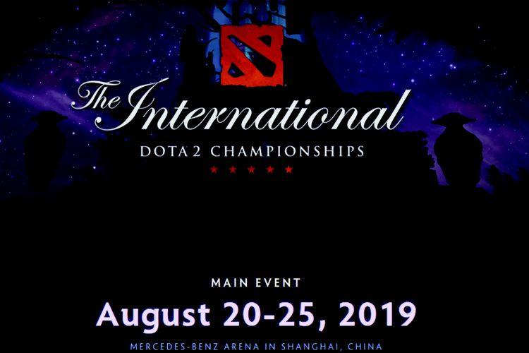 Turnamen DOTA 2 The International 9 (TI9) Digelar di Mercedez Benz Arena