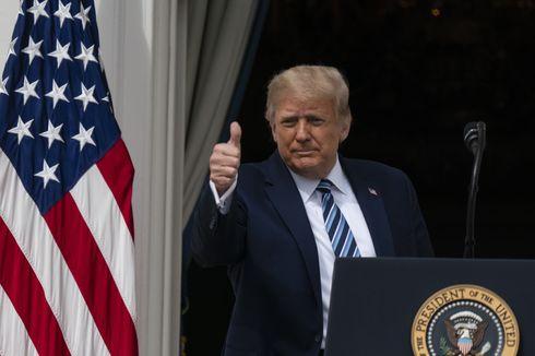 Sidang Pemakzulan, Trump Disebut sebagai