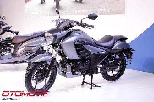 Suzuki Intruder dan Access Mau Dijual di Indonesia?