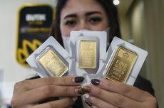 Harga Emas Antam Naik Rp 6.000, Simak Daftar Lengkapnya