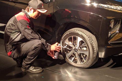 Jurus Mitsubishi Atasi Ban Bocor di Perjalanan