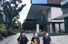 Kasus Covid-19 Terus Melonjak, Singapura Perpanjang Pembatasan Sosial Sebulan