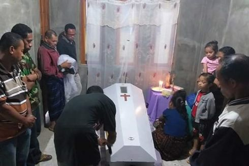 Ketika Imam Katolik Minta Maaf di Hadapan Jasad ODGJ Korban Pasung...