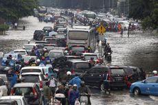 BMKG: Jabodetabek Hujan Ringan dari Siang hingga Malam Hari Ini
