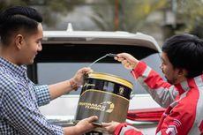Beli BBM Pertamina Via Go-Jek, Sudah Dalam Kemasan