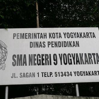SMAN 9 YOGYAKARTA