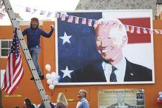 Warga Irlandia Turut Rayakan Kemenangan Biden: Kakek Buyutnya dari Sini
