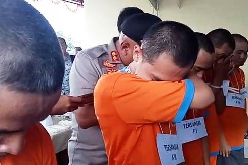 9 Bandar Narkoba Diciduk, Jalur Pengiriman ke Cianjur Terungkap