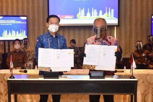 Pertamina dan Chandra Asri Teken Perjanjian Kerja Sama Pengembangan Bisnis Petrokimia Nasional
