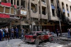 Ledakan Bom Tewaskan Komandan AD Irak