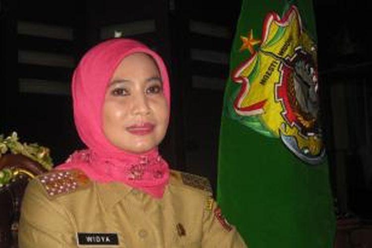 Bupati Kendal Jawa Tengah, Widya Kandi Susanti