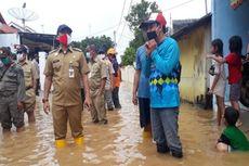 Diguyur Hujan Semalaman, Puluhan Rumah di Batang Terendam Banjir