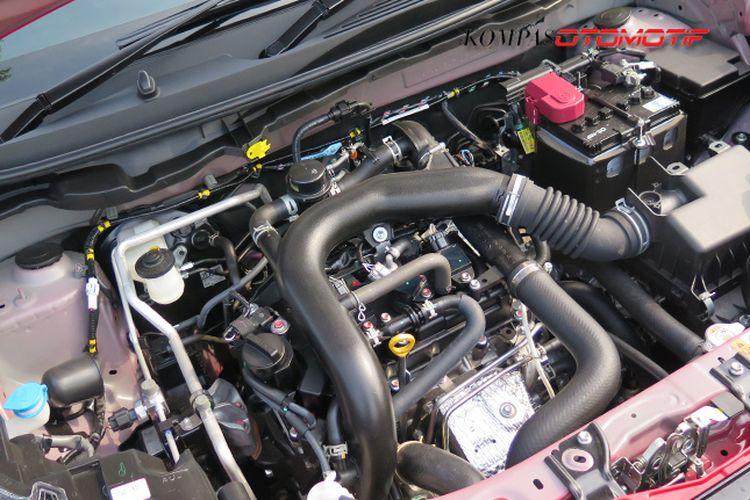 Mesin 1.0L Turbo Toyota Raize GER Sport