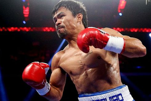 Hasil Tes Diragukan, Manny Pacquiao Kukuh Nyatakan Negatif Covid-19