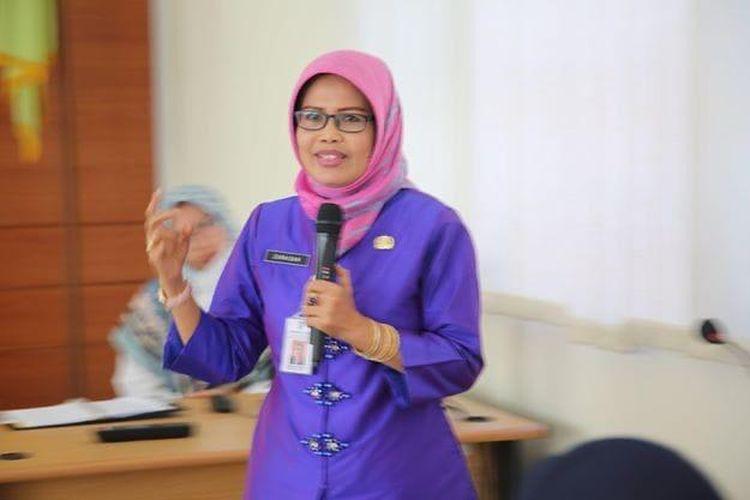 Kepala Dinas Kesehatan Kota Salatiga Siti Zuraida