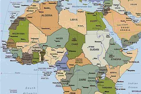 Afrika Berpotensi Jadi Medan Perang AS-China, Kenapa?