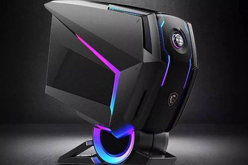 MSI Luncurkan PC Gaming Berbentuk Kepala Robot