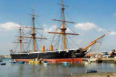 29 Desember 1860, Kapal Perang Berbahan Besi Pertama di Dunia Beroperasi
