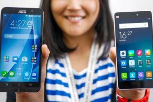 Perbandingan Asus Zenfone 2 dan Xiaomi Mi 4i