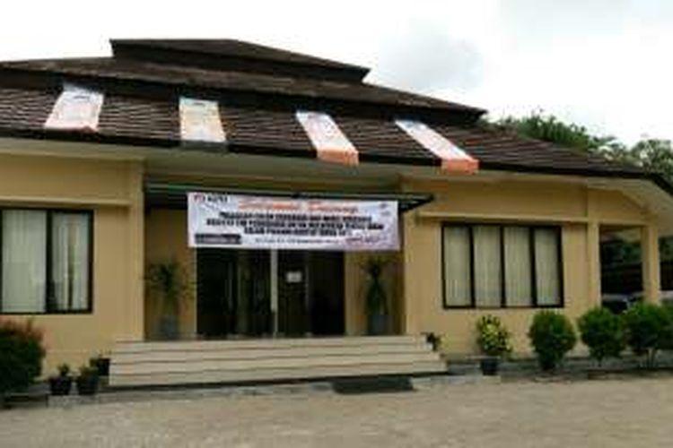 Kantor Komisi Pemilihan Umum Provinsi Banten