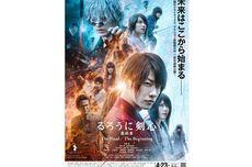 Film Samurai X Rurouni Kenshin: The Final Segera Tayang di Netflix