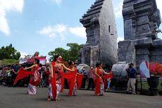 Kota Blitar Gelar Uji Coba Pertunjukan Seni di Makam Bung Karno, Ratusan Penonton Hadir