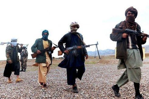 Taliban Serang Perusahaan Keamanan Inggris di Kabul, 10 Orang Tewas