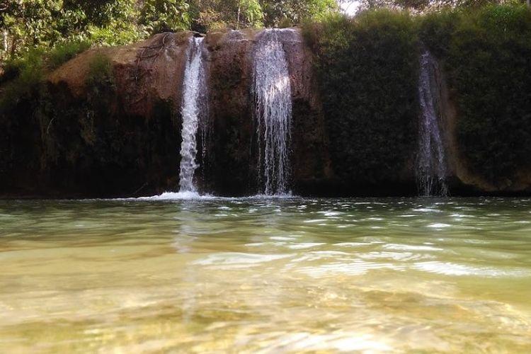 Air Terjun Kedung Bonjor di Tuban