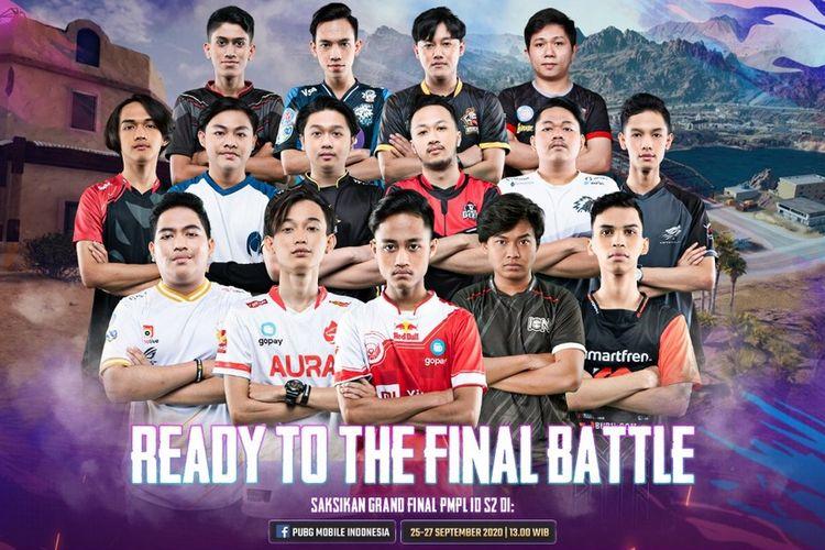 Minggu (25/9/2020), adalah Grand Final PUBG Mobile Pro League Indonesia (PMPL ID) Season 2.