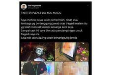 Viral Cerita Endy Tagih Pemkab Sleman atas Kematian Anak dan Derita Istrinya