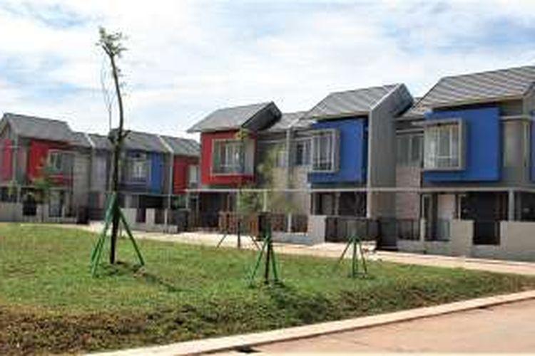 Penjualan rumah dan ruko Harvest City meningkat cukup tajam dibandingkan pada semester pertama tahun lalu yang mencapai lebih dari Rp 200 miliar.