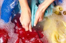 Aturan Mencuci Pakaian Menggunakan Tangan