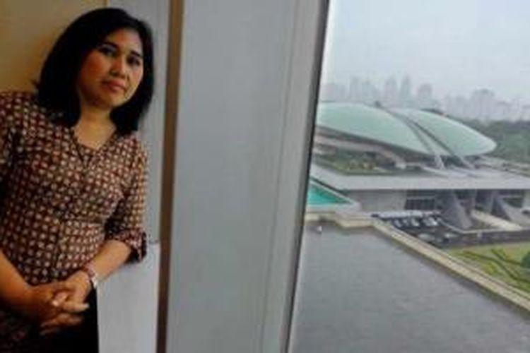 Eva Sundari, Anggota DPR RI dari Fraksi PDI-P