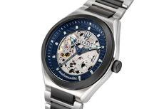 Maserati Luncurkan Jam Tangan dengan Desain Dial Skeleton