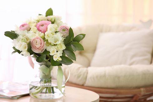 Ternyata, Bunga Segar di Ruangan Bisa Perbaiki Mood dan Usir Stres