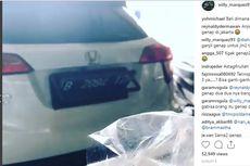 Polisi Bakal Cari Mobil dengan Pengganti Pelat Nomor Otomatis