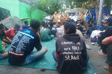 Saat Puluhan Slankers Terlunta Usai Nonton Konser Pelantikan Jokowi
