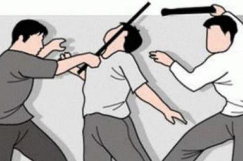 Kronologi Video Viral Aksi Pembacokan Brutal di Bandung