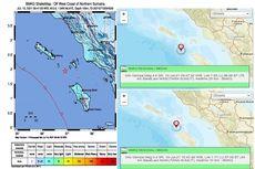 Nias Utara Diguncang Gempa Bumi Beruntun 3 Kali, Ini Penjelasannya