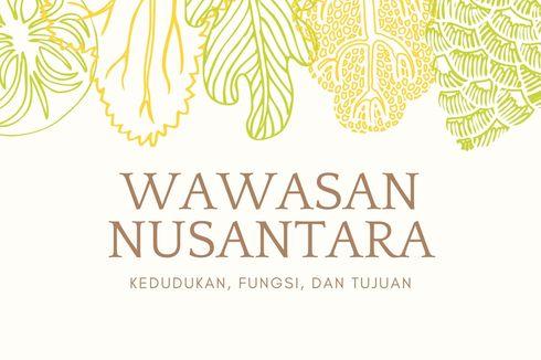 Wawasan Nusantara: Kedudukan, Fungsi, dan Tujuan