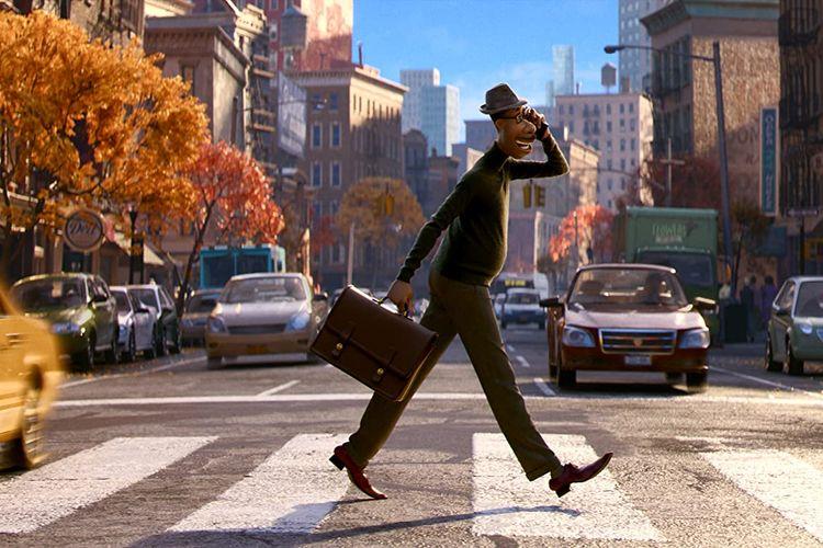 Soul, film animasi produksi Disney Pixar Soul