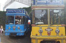 Akhir Pekan di Bandung, Panduan Sewa Bandros Bus Klasik